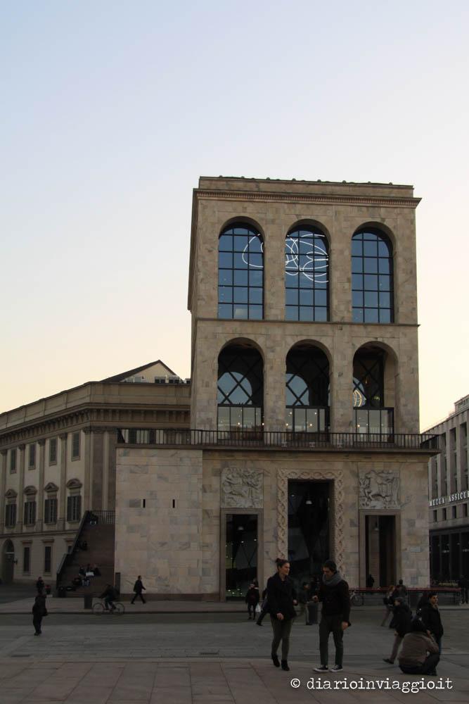 milano museo novecento
