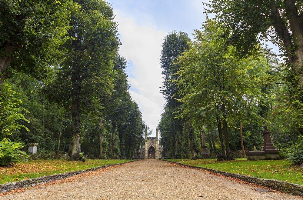 Cimiteri di Londra, i Magnifici Sette: Abney Park, Nunhead, Brompton e Tower Hamlets