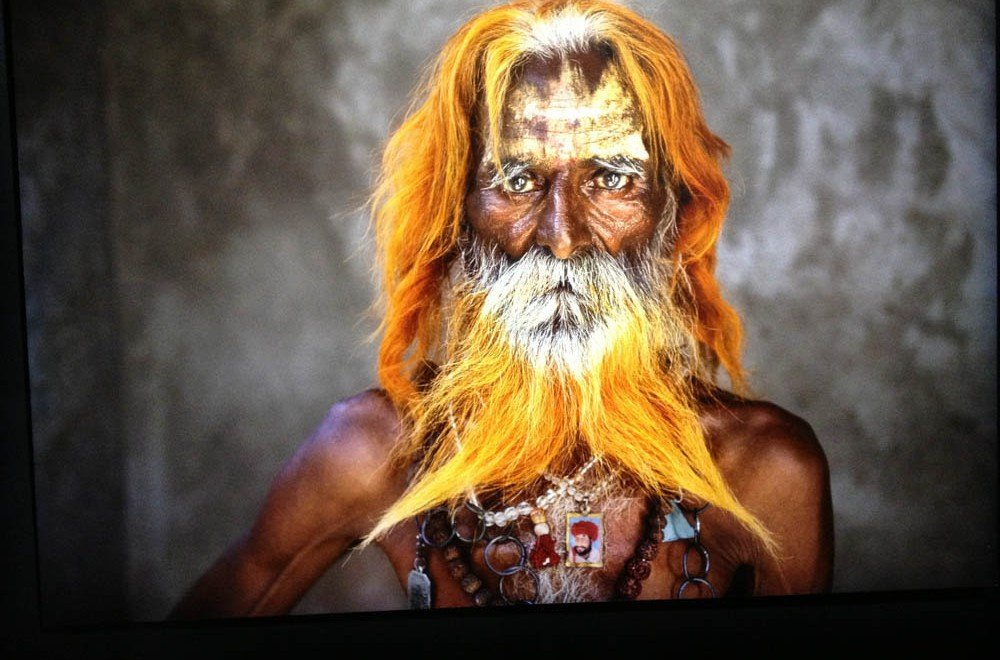 McCurry in mostra a Genova