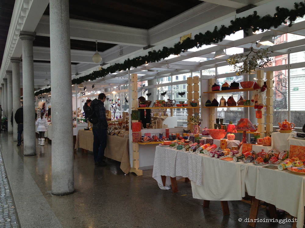 mercato lubiana