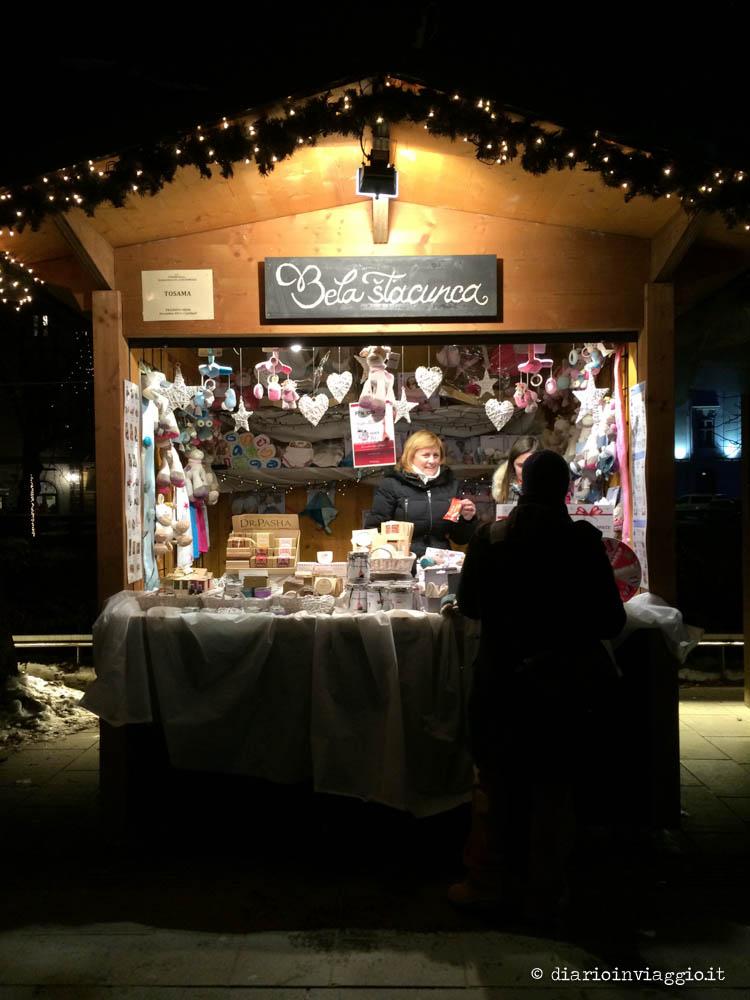 mercatini di natale lubiana