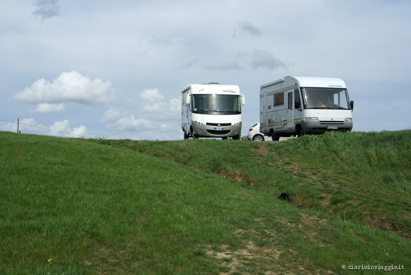Toscana in camper