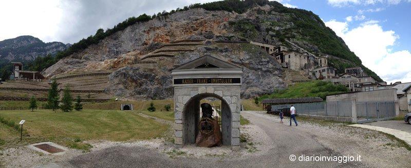 Le miniere di Cave del Predil, viaggio nel cuore della montagna