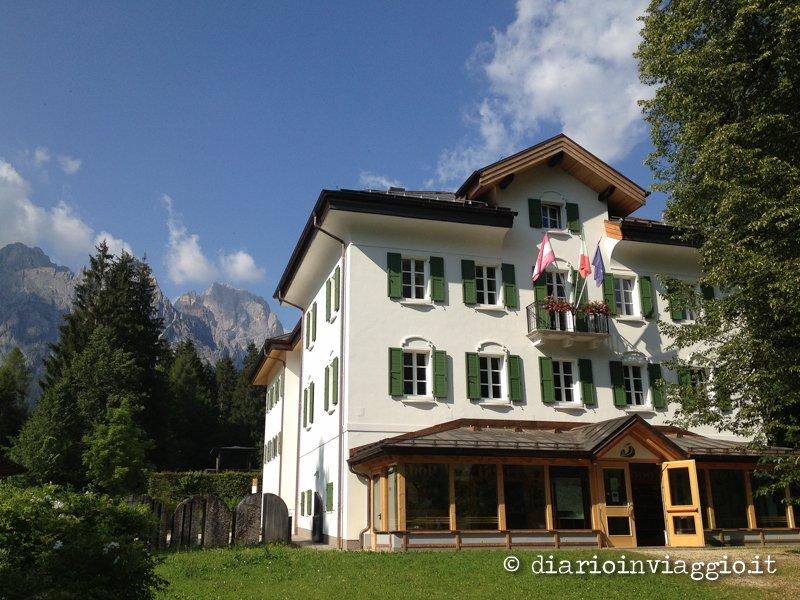 Le meraviglie di Villa Welsperg