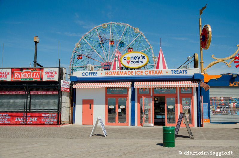 Coney island, NYC