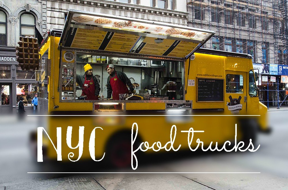 Street food a New York: i food truck