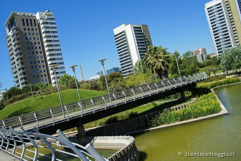 Parc Diagonal del Mar – Miralles + Tagliabue