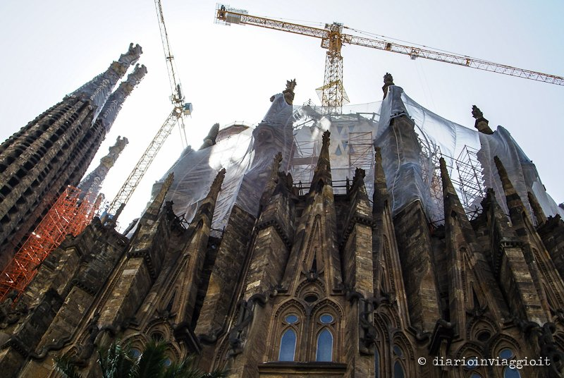 Sagrada Familia – Gaudì