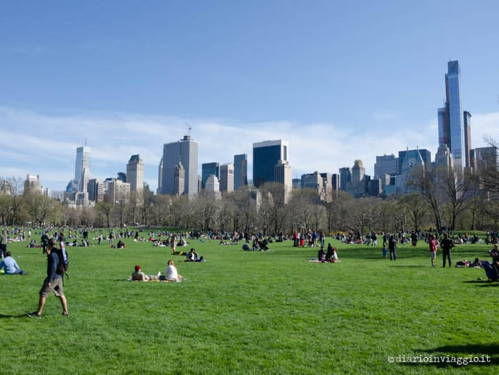 Pasqua a New York tra Central Park e la parata dei cappelli