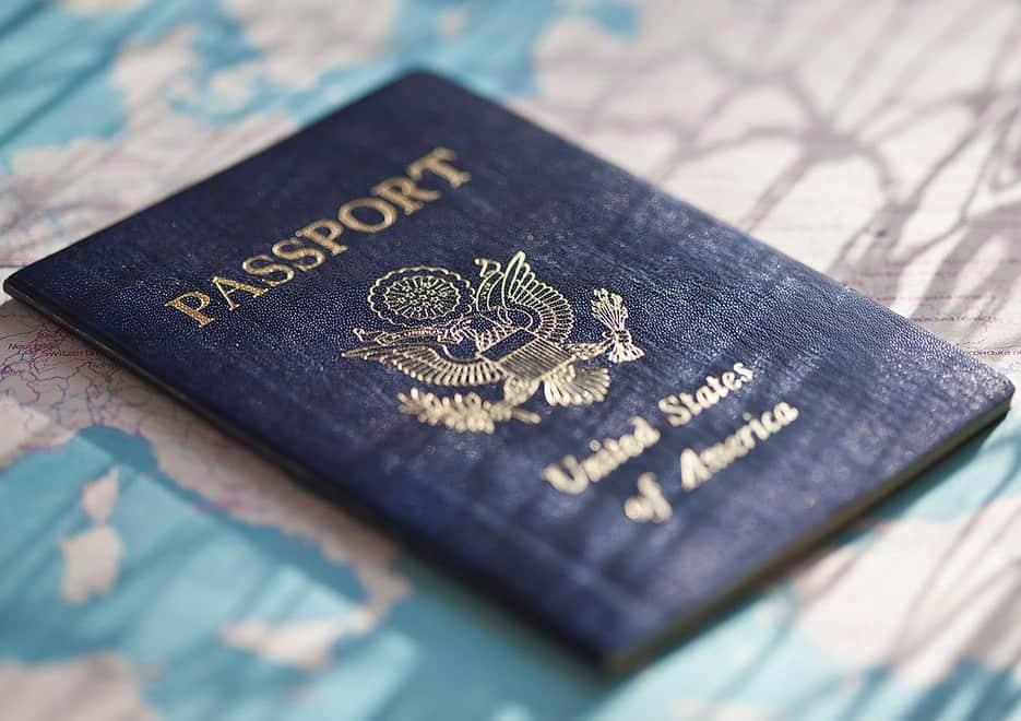 Documenti fondamentali per un viaggio negli USA