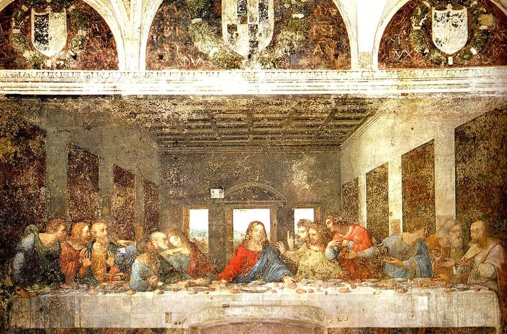Il Cenacolo Vinciano: una sorpresa bellissima