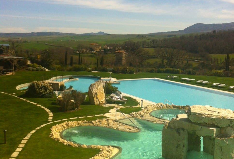 Total Relax Nella Montagna Toscana A Bagno Vignoni