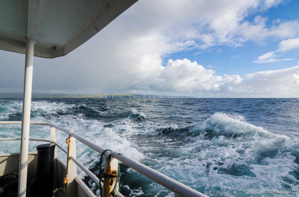 Verso le Aran Islands