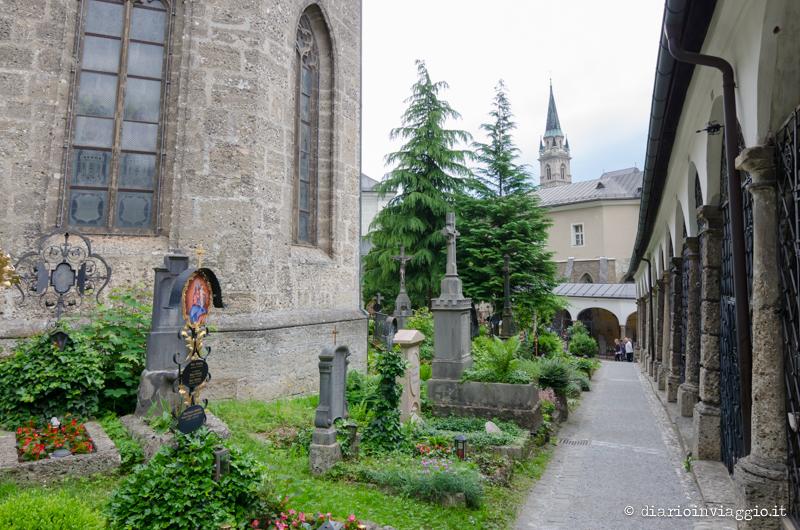Petersfriedhof, SAlisburgo