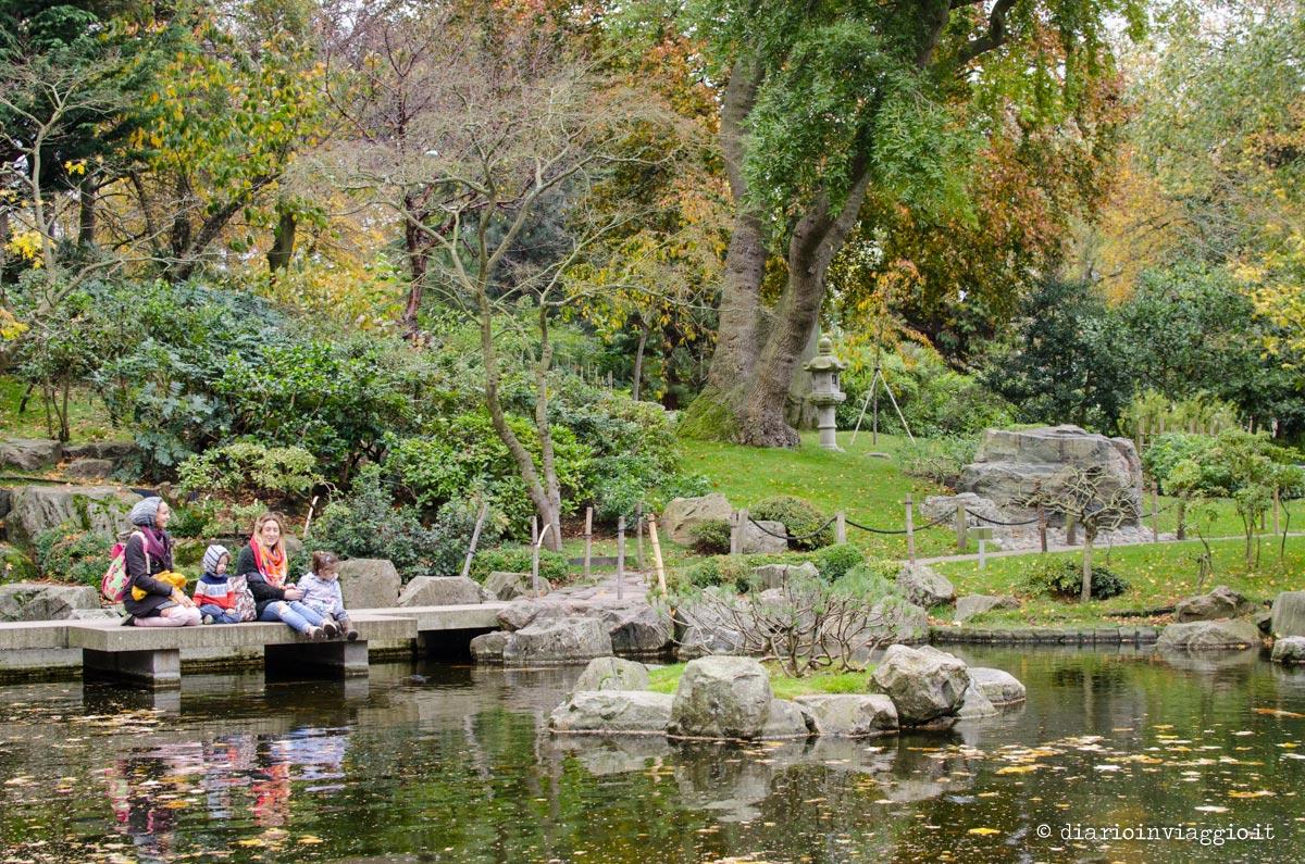 Kyoto Gardens Holland Park Londra