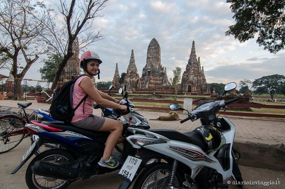 scooter thailandia