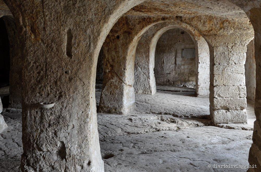 San Michele delle Grotte - Gravina in Puglia