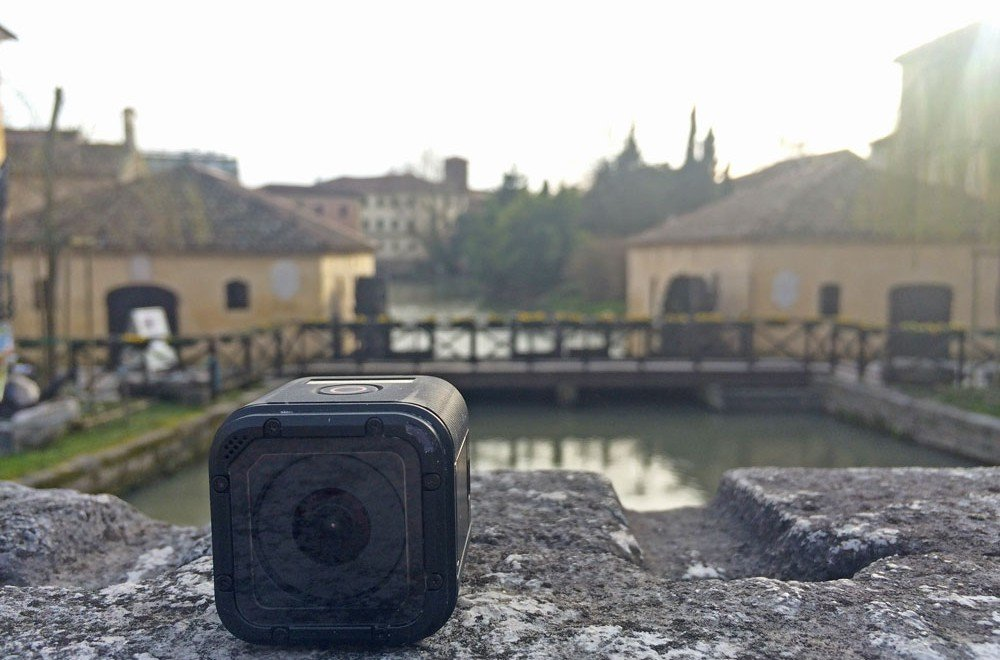 GoPro per video di viaggi