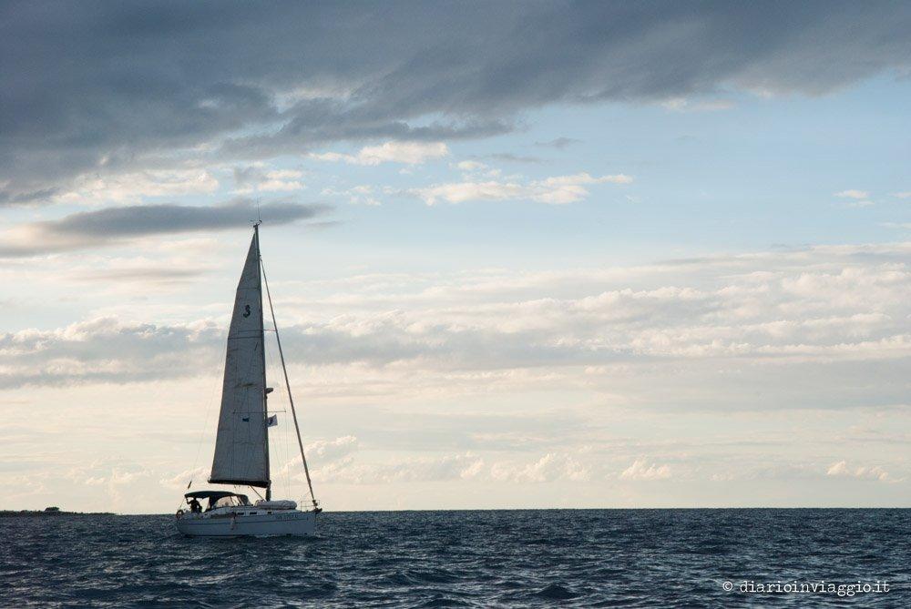 puglia in barca a vela