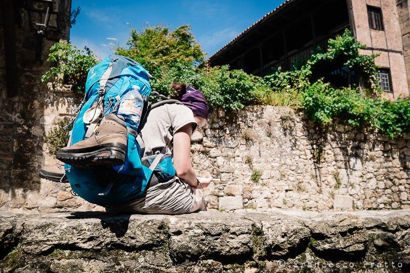 pellegrini cammino di Santiago