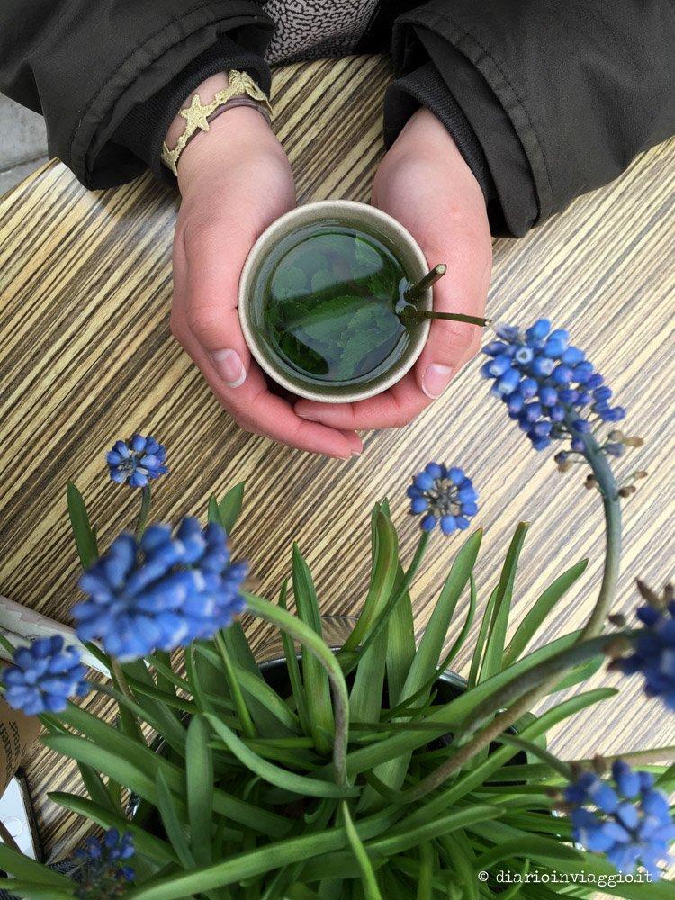 fresh tea mint amsterdam