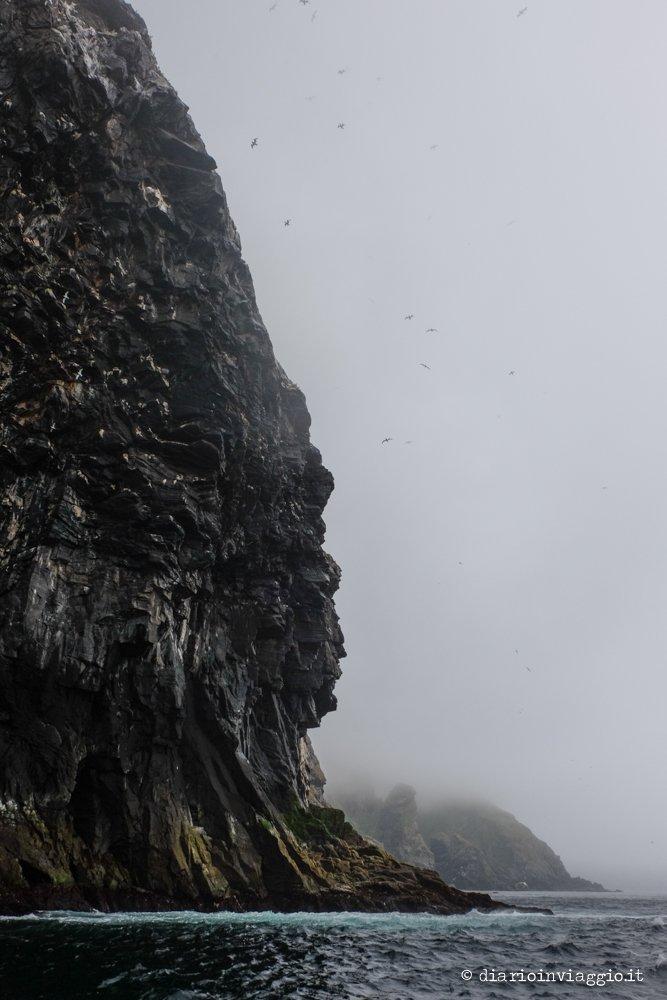 viaggio in norvegia isola di runde