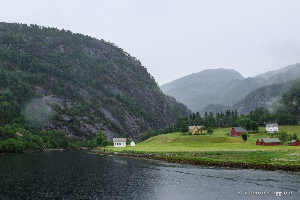 viaggio in norvegia fiordi bergen