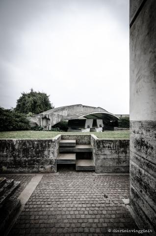 Tomba brion Carlo Scarpa