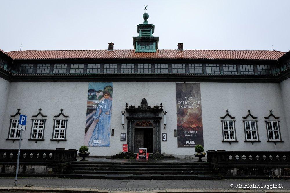 cosa fare a bergen kode museum