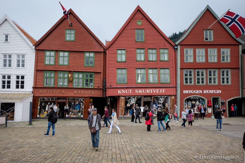 Cosa visitare a Bergen, il fiore dei fiordi