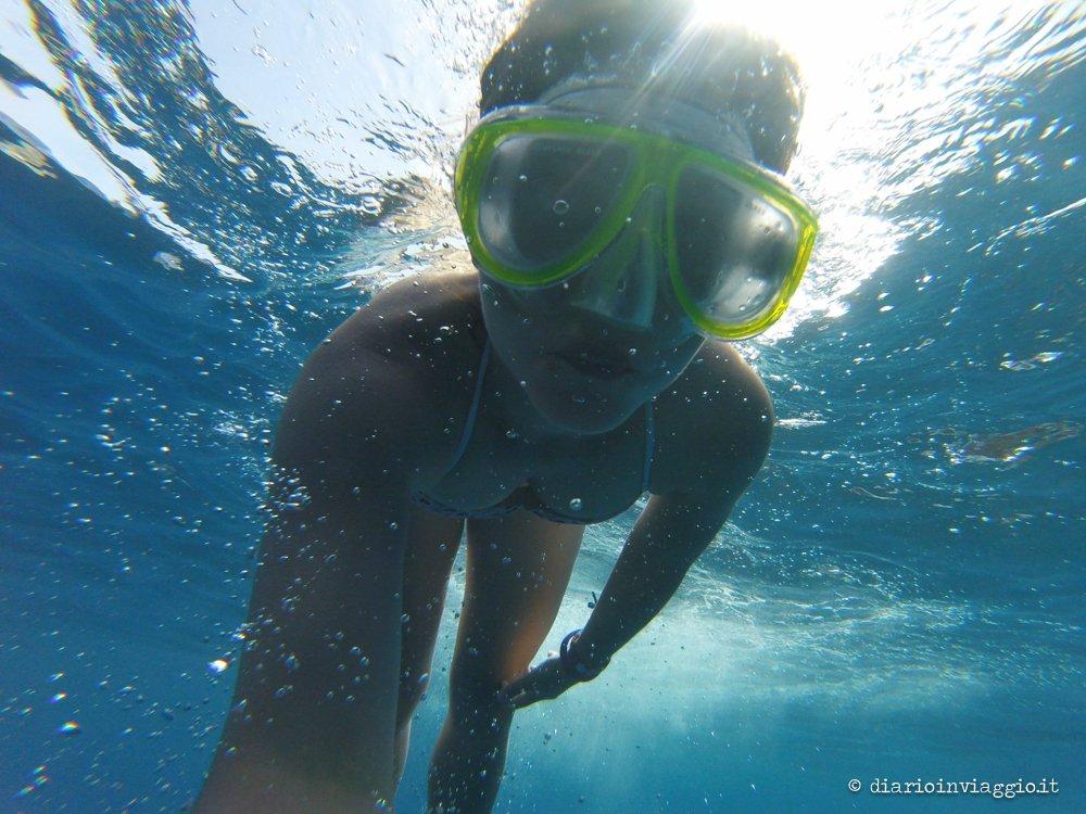 snorkeling elba