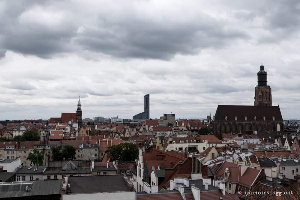 Wroclaw in due giorni