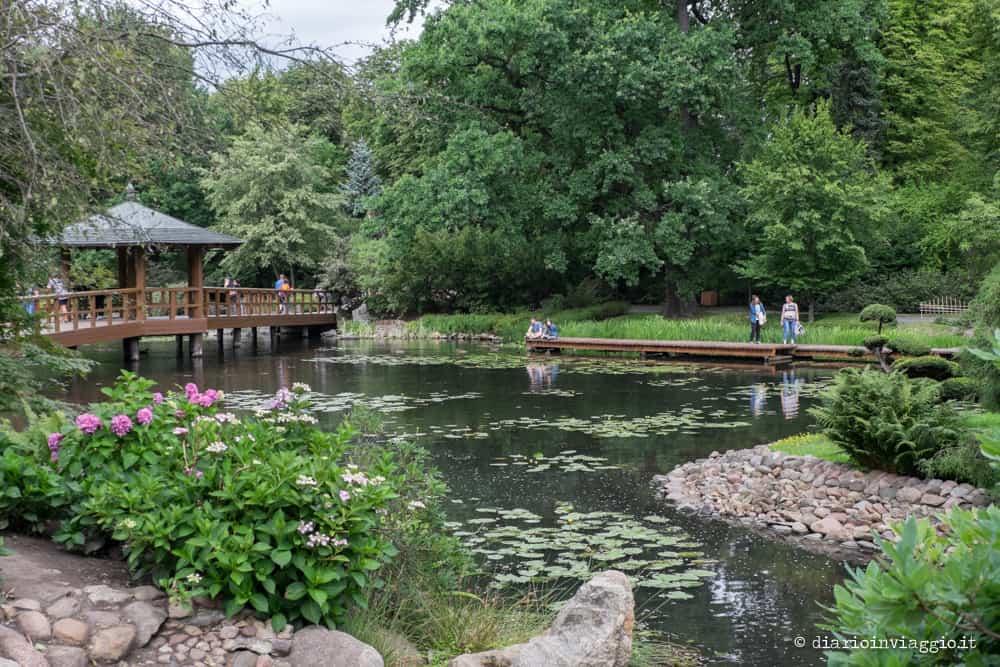 giardini giapponesi breslavia