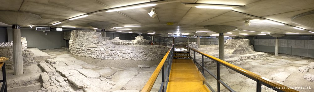 scavi archeologici feltre