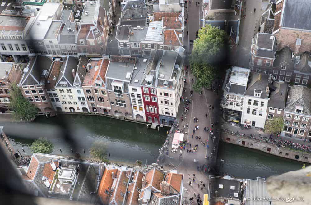 Sul tetto d'Olanda: la Domtoren di Utrecht