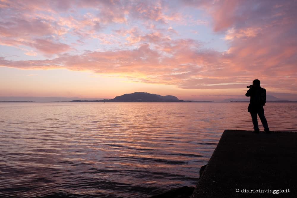 tramonti ad alesund