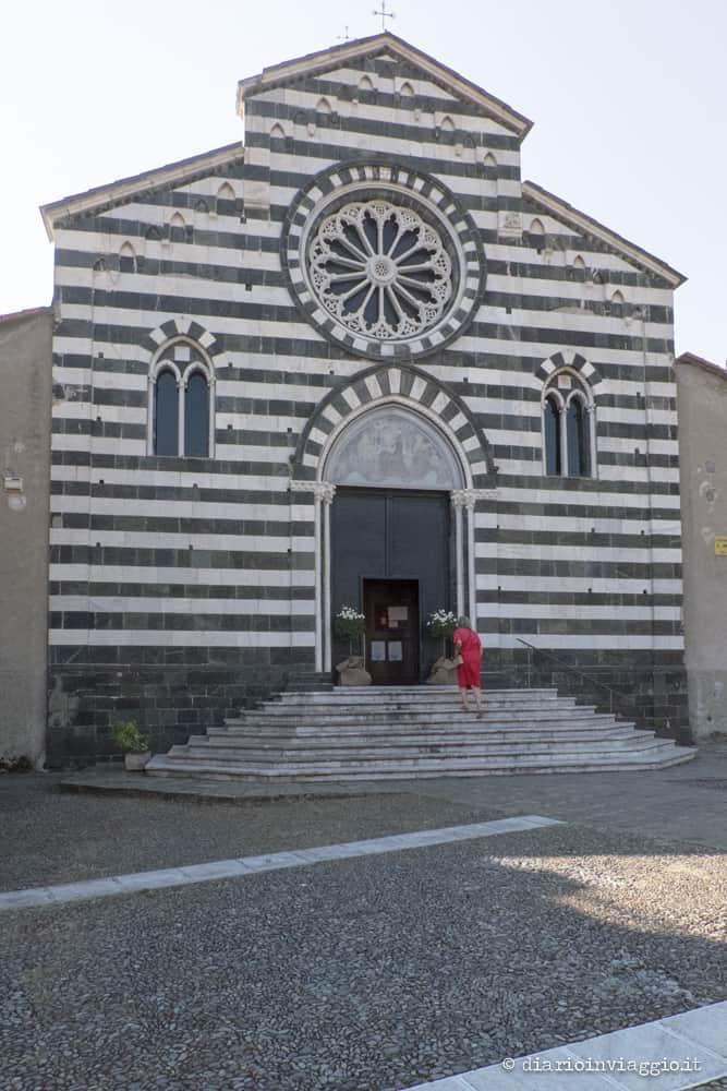 Chiesa di sant'andrea Levanto