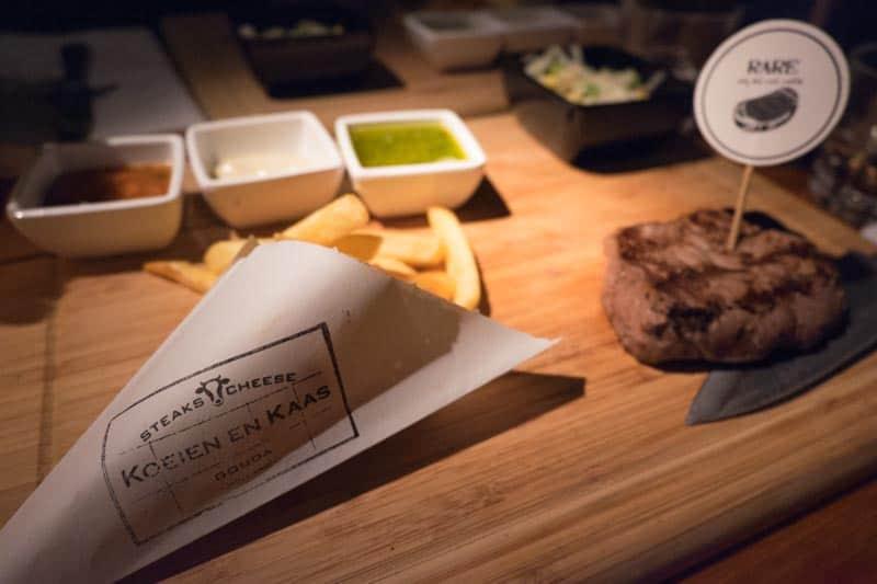koien en kaas gouda