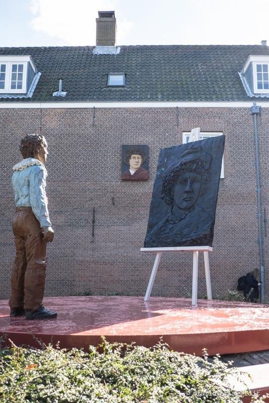 Rembrandt leida