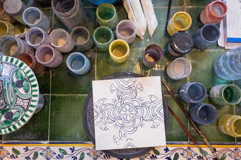 bottega azulejos lisbona