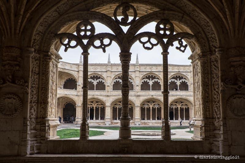 Mosteiro dos Jerónimos lisbona