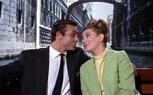 Itinerario dei film girati a Venezia dalla russia con amore 007