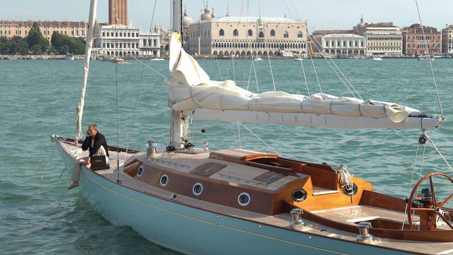 Itinerario dei film girati a Venezia