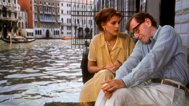 Itinerario dei film girati a Venezia tutti dicono i love you