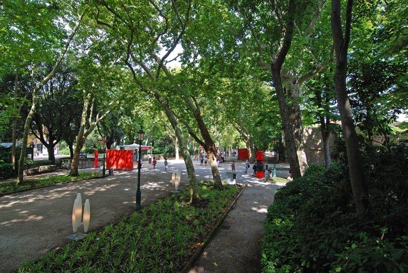 giardini pubblici di venezia