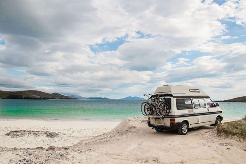 viaggi in camper per vecchi
