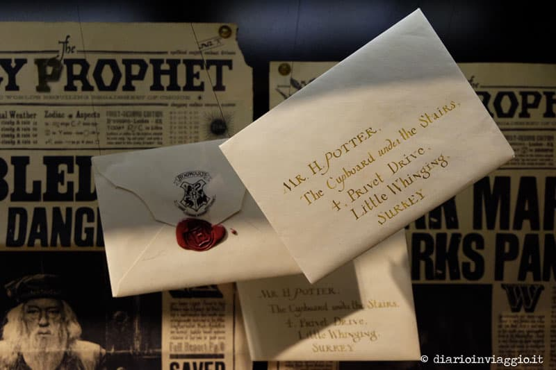 tour di harry potter a Londra