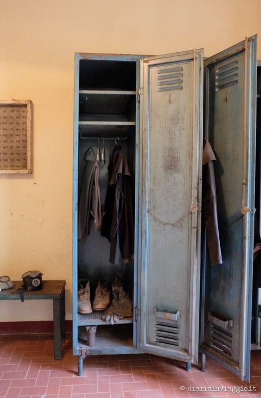 museo della vecchia officina - miniere di capoliveri