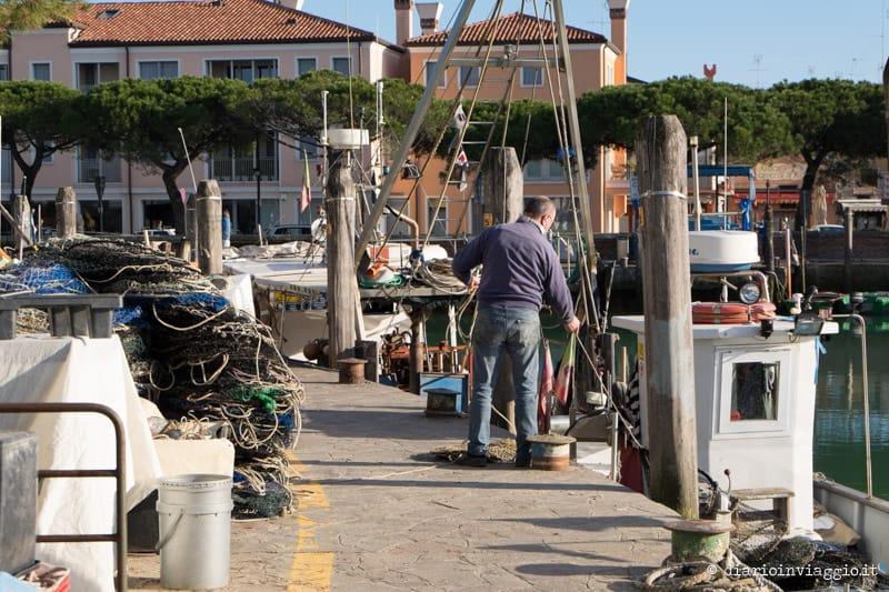 Caorle piccolo paese di pescatori