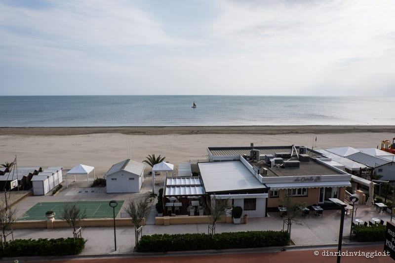 spiaggia di senigallia